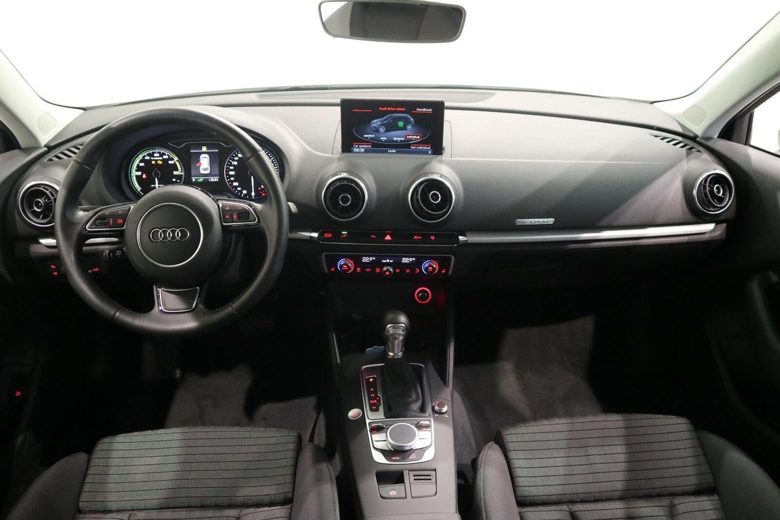Audi A3 1,4 e-tron Ambition Sportback S-tr. - billede 13