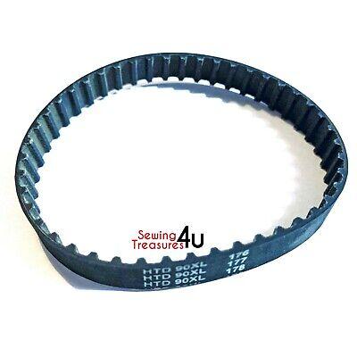 """90XL037 Synchronous Timing Belt 1//5/"""" Pitch 9.0/"""" longueur 3//8/"""" de large 45 dents"""