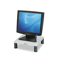 Fellowes Standard Monitor Riser 13 1/8 X 13 1/2 X 2 Platinum/graphite 91712 on sale