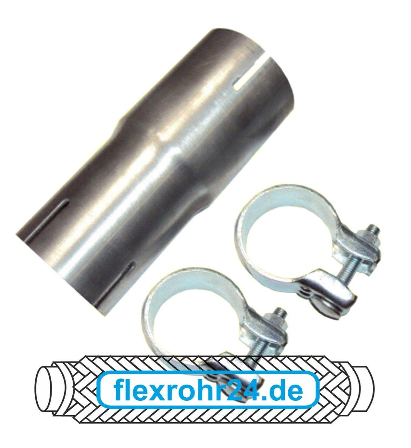 Rohrverbinder Auspuff Rohr Verbinder Ø54x125mm