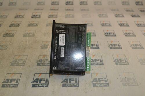 Automation Direct STP-DRV-6575 STEPPER DRIVE 1-yr Warranty
