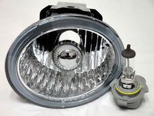 For 03 Murano 03 FX35 FX45 GLASS Fog Light Lamp W/bulb/Die-cast Metal body L H