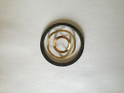 Rondelle de glissement contact onduflex COPPER CONTACTS lampe JIELDE notice