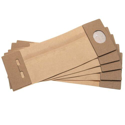 BO6030 5x Staubsack Papier für Makita BO4900VJ BO5020 BO5021