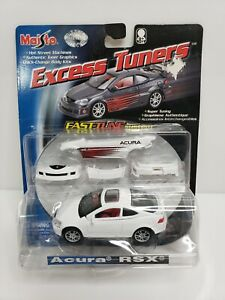 Maisto-Excess-Tuners-Fast-Tune-System-Acura-RSX-White-1-48