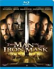 Man in The Iron Mask 883904241102 With Leonardo DiCaprio Blu-ray Region 1