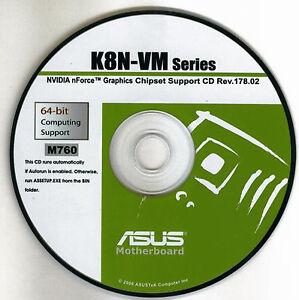 ASUS K8N VM CHIPSET WINDOWS 7 DRIVER DOWNLOAD