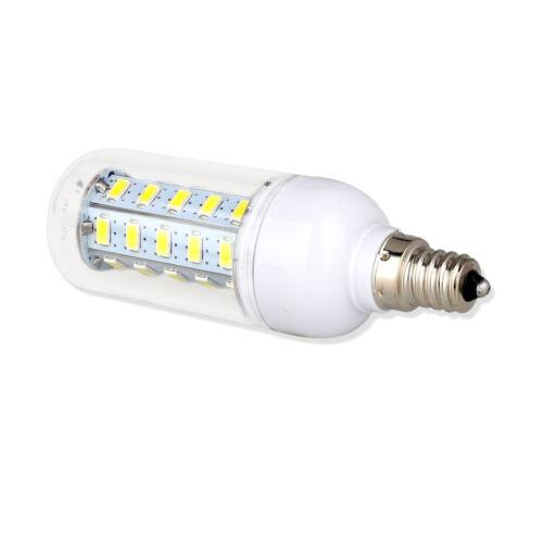 35W Dimmable E26 E12 E27 E14 G9 GU10 LED Corn Bulb 5730SMD Light Lamp Bright 7W