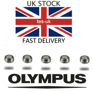 5x-Akku-fuer-Olympus-om-30-Spiegelreflexkameras-om30-1-5v-Batterien-NEU-amp-VERSIEGELT