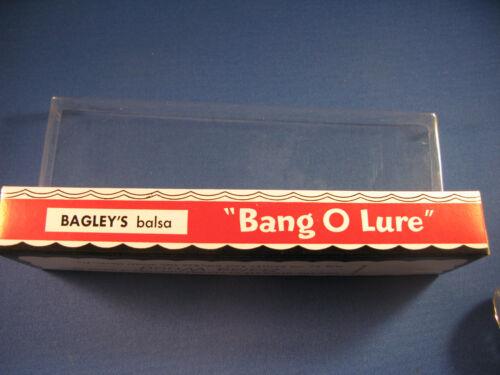 BAGLEY  GO DEVIL 5  FISHING LURE   BLACK WB2
