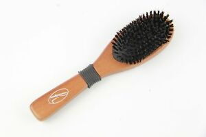 Oval Paddle General Grooming Straightening Natural Bristle