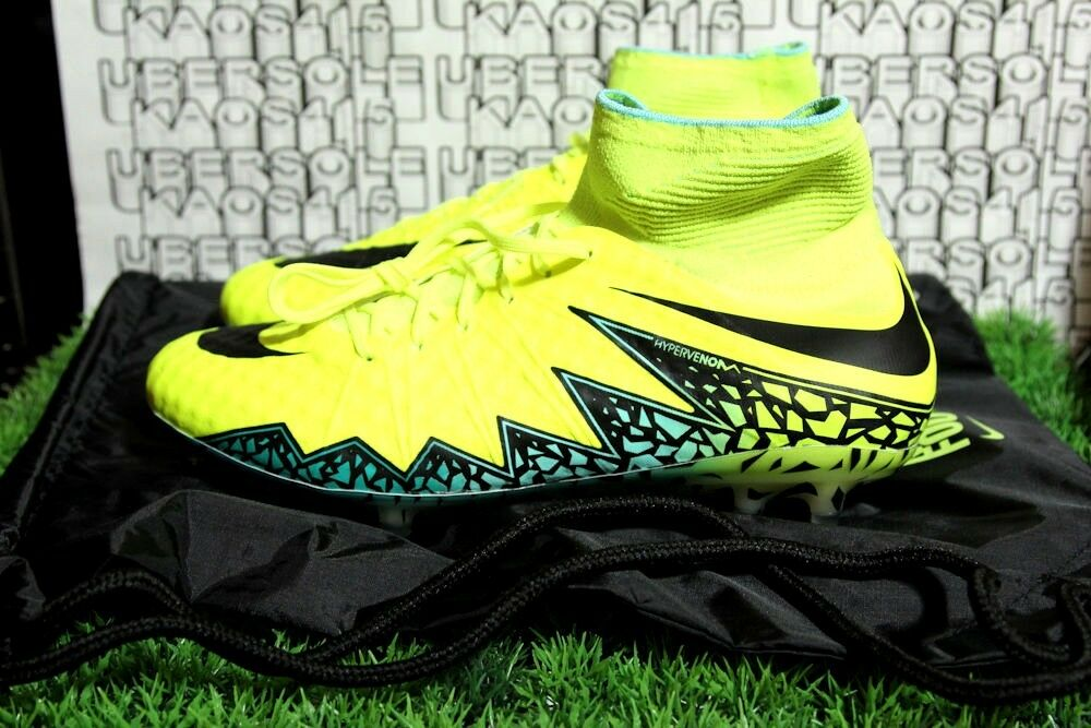 Nike Hypervenom Phantom II FG 747213 Neymar Jr Soccer Cleats ACC 747213 FG 703 Uomo 10.5 80be5f