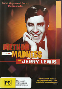 METHOD-TO-THE-MADNESS-OF-JERRY-LEWIS-NEW-amp-SEALED-Region-4