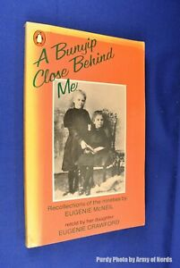 A-BUNYIP-CLOSE-BEHIND-Me-Eugenie-McNeil-BOOK-Early-Sydney-Australian-Bio