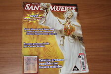6.- MAGAZINE revista SANTA MUERTE de la ESPERANZA FE FREE POSTER + SHIPPING