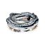 Fashion-Women-Multilayer-Crystal-Beads-Elastic-Cuff-Bracelet-Bangle-Wristband thumbnail 7