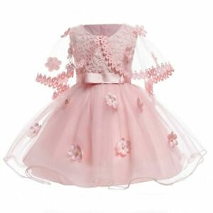 Party-flower-princess-tutu-baby-kid-wedding-bridesmaid-dress-formal-dresses-girl