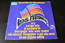LP los BRINCOS s/t SPAIN 1971 ZAFIRO ETIQUETA VERDE VINYL VINILO COMP 60s BEAT