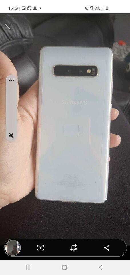 Samsung S10 +, 128 , Rimelig