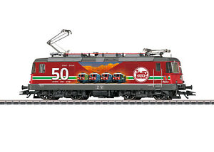 Marklin-37351-Locomotive-Electrique-Re-4-4-II-50-Annees-LGB-Son-DCC-Mfx