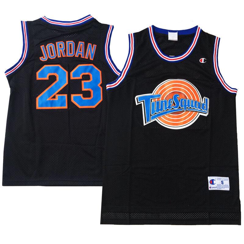 3c44505a91c UK Mens Space Jam Tune Squad Basketball Jerseys Michael #23 Sports  Sweatshirt