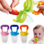 Baby-Fresh-Food-Fruit-Milk-Safe-NON-TOXIC-Silicone-Feeding-Pacifier-Nipple-Teeth
