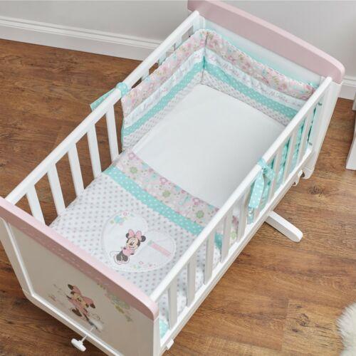 Love Minnie Minnie Mouse Crib Set