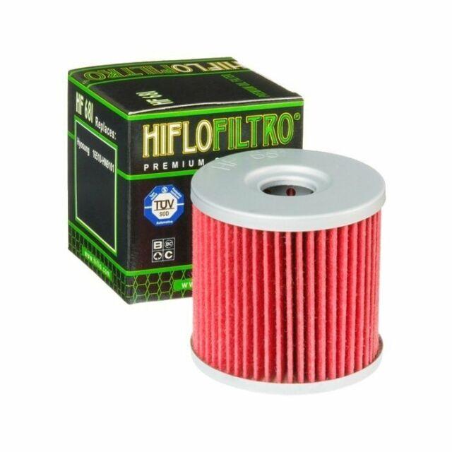 Filtro Olio Hiflo HF681 - Ø 60x60