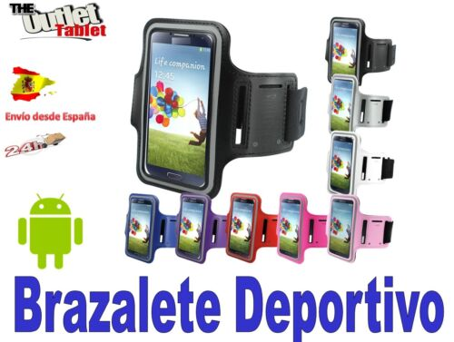 Brazalete deportivo para Smartphone Qilive Q4415 running funda para correr