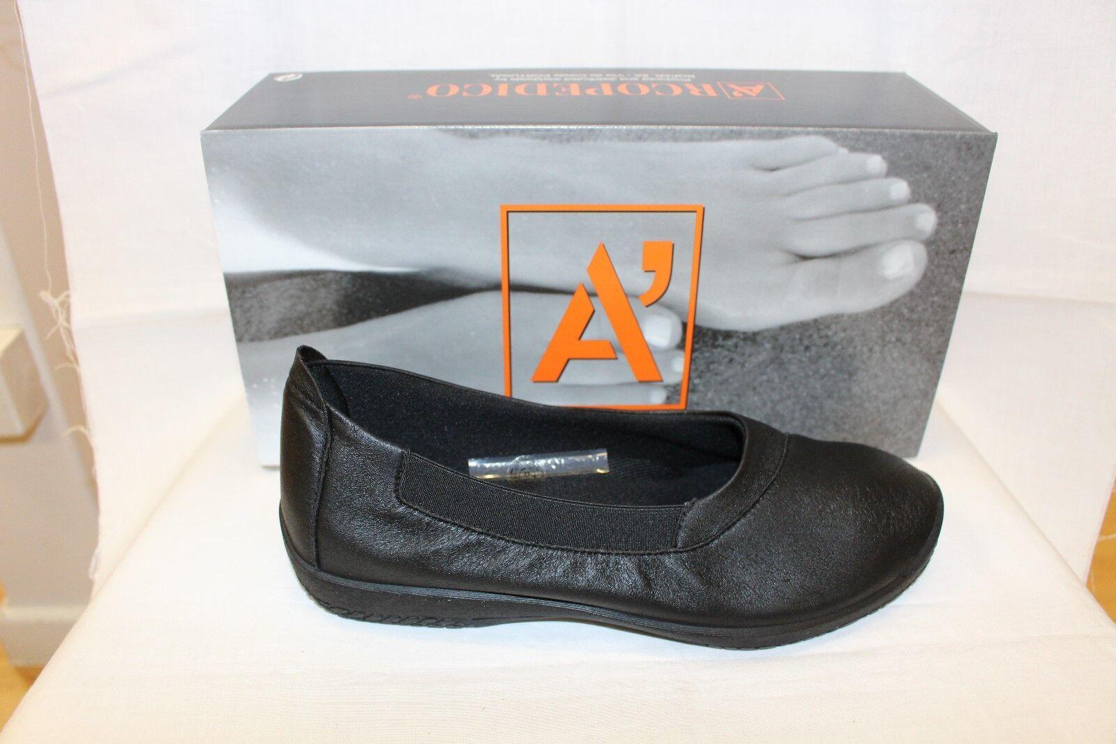 LADIES SHOES FOOTWEAR -Arcopedico Lucia black