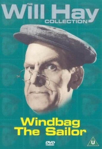 Windbag The Sailor [DVD] - DVD  85VG The Cheap Fast Free Post
