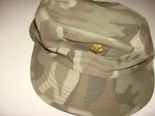 "Vietnam War ARVN Army ""THIEU UY"" 2nd LIEUTENANT Rank Camo Hat"