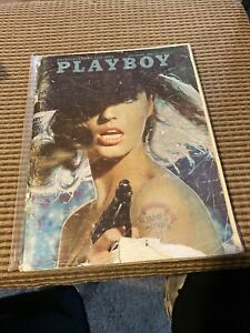 PAT RUSSO MISS NOVEMBER 1965 1996 Playboy COLLECTORS CARD