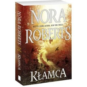 Klamca-Nora-Roberts-Polish-Book-Polska-Ksiazka
