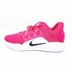 Nike-HyperDunk-X-Mens-Low-Kay-Yow-Vivid-Pink-AT3867-609-Size-7
