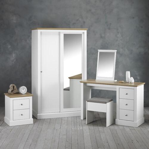 Bedroom Furniture Sets Devon Modern, White Bedroom Furniture Range