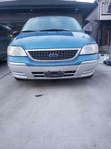 2003 Ford Windstar SEL Luxury
