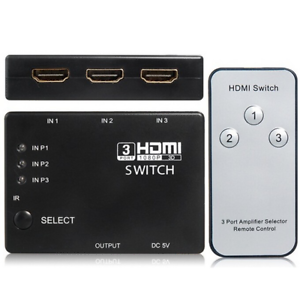 3-Port-1080P-Video-HDMI-Switcher-Splitter-HUB-with-Remote-For-HDTV-PS3-Sky-Xbox