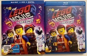 THE-LEGO-MOVIE-2-THE-SECOND-PART-BLU-RAY-DVD-2-DISC-SET-SLIPCOVER-SLEEVE-BUYIT