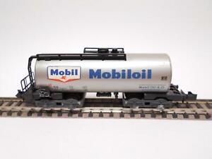 MINITRIX-Kesselwagen-MOBILOIL-37774