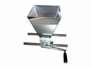 9100-Home-Brewing-barley-maltmill-crusher-malt-mill-Equipment-Stainless-steel