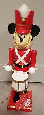 Christmas NUTCRACKER TIC Casse Noisette Chip Disneyland Paris Noël
