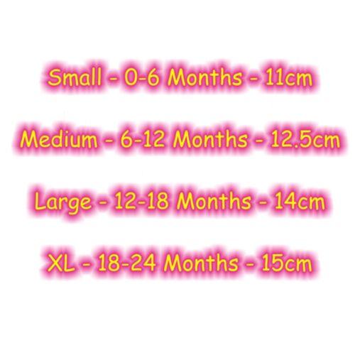 CC SOFT LEATHER BABY SHOES PRAM GIRLS BOYS 0-6,6-12,12-18,18-24 MONTHS 2