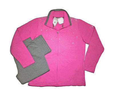 Sensibile Tuta Completa Donna Leggera Primaverile,giacca Aperta F.lli Campagnolo Ultimi Design Diversificati