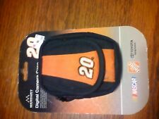 Digital Camera Case Tony Stewart #20 NASCAR Home Depot Merkury Innovations NEW