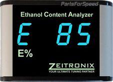 Zeitronix Ethanol Content Analyzer and Display Blue ECA Flex Fuel E-85