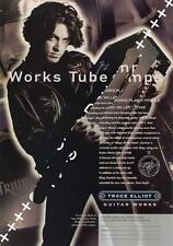 Dominic Miller Sting UK Guitarist Trade Press advert TRANSPARENCY