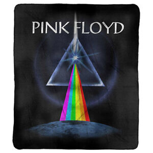 Pink Floyd Polar Fleece Throw