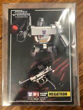 Takara Transformers Masterpiece: Mp 05 Megatron Action Figure
