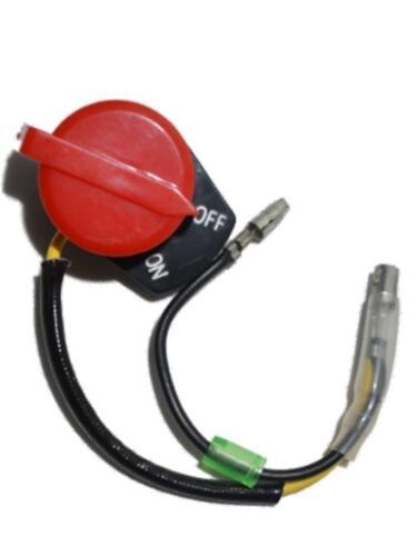 GX390 Start//Stop Schalter Motorabsteller 2 Kabel passt HONDA G120